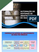 Automação de Sistemas de Abastecimento de Água