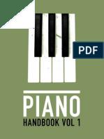 Berklee Piano Handbook