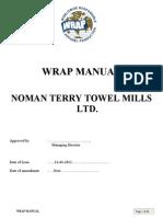 WRAP Manual English