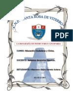 PEDRO PABLO ATUSPARIA-MONOGRAFÍA
