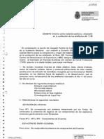 Informe Sanchez Manzano focos 11-M
