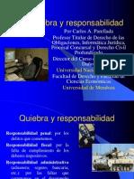 390 Quiebra y Responsabilidad