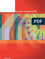Guidelines for Assessing Competence 2nd Edition 2008