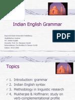 Indian English Grammar