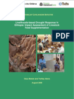 Livelihoods-based Drought Response in Ethiopia