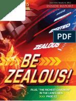 January, February, March 2012 [Be Zealous!]