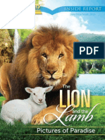 January, February, March 2013 [the Lion and the Lamb]