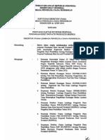 Penetapan Daftar Reviewer Proposal Pendanaan Rispro - 20130619