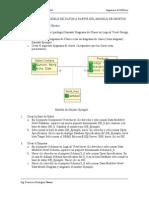 Generacion Modelo Datos a Partir Del Modelo de Objetos Unt