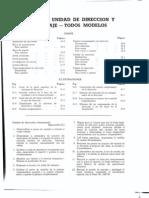 35135190 Land Rover Santana Manual de Taller Unidad de Direccion y Varillaje