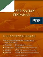 tajuk 4 KONSEP KAJIAN TINDAKAN(printed).
