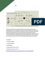Puente H Con Transistores PNP