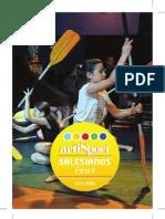 100 Livro de Atividades ArtiSport 2013_14 ESSA