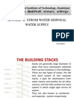 Building Drainage System