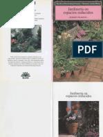 Plantas - Jardineria en Espacios Reducidos
