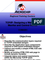 Microchip TCP/IP