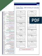 2013-14schoolcalendar-1