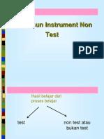 Instrument Non Test