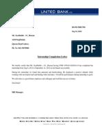 Letter Ubl