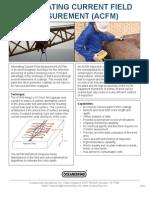INS - Alternating Current Field Measurement (ACFM)
