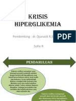 Krisis hiperglikemia