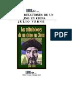 Julio Verne - Las Tribulaciones de Un Chino en China