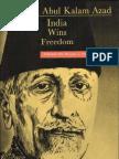 India Wins Freedom 1988