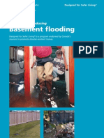 Handbook for Reducing Basement Flooding