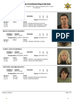 Peoria County booking sheet 09/02/13