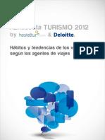 2 I Encuesta Turismo 2012 by Hosteltur Deloitte Habitos y Tendencias de Los Viajeros