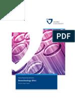 SES UG Handbook Biotech Fall 2012 01