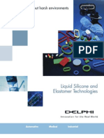 Delphi Liquid Silicone and Elastomer Technologies