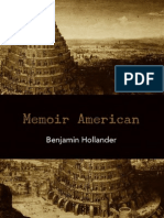 Hollander Memoir American eBook