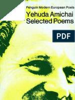 [Yehuda Amichai] Selected Poems (Modern European P(Bookos.org)