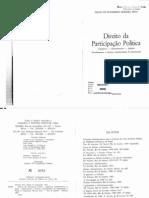 Direito da Participação Política - Moreira Neto