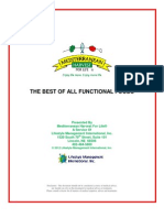 MHFL Functional Foods