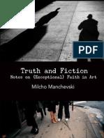Manchevski Truth and Fiction eBook
