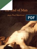 Martinon End of Man eBook