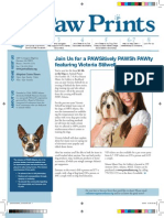 PAWS Atlanta Summer 2009 newsletter