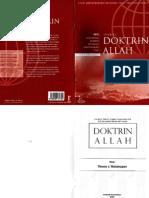 DOKTRIN TENTANG ALLAH atau THEOLOGI