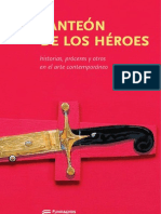 Catalogo Panteon de Los Heroes
