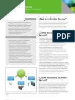 VMware vCenter Server (Hoja de Producto)