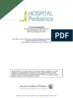 Hospital Pediatrics 2011 McCulloh 52 4
