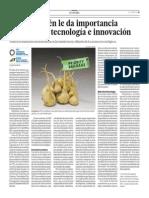El Perú recién le da importancia a la ciencia, tecnología e innovación - Juana Kuramoto - El Comercio - 290813