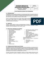 Practica III. Tecnicas Parasitologicas