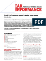 Speed training program.pdf