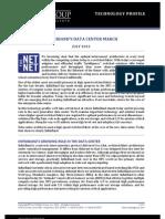 Taneja Analyst Report - InfiniBands Data Center - July 2012