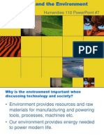 Technology and the Environment Spring 2013.pptx