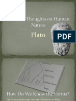 Western Thoughts on Human Nature - Plato