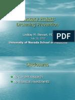Drowning Presentation